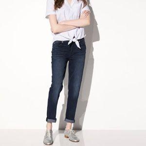7FAMK Josefina skinny boyfriend jeans size 26
